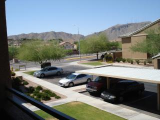 View of South Mountain from the Balcony