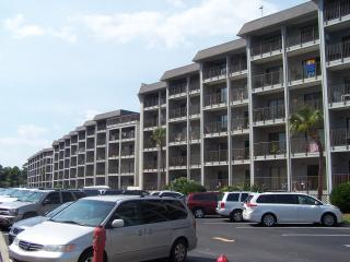 Myrtle Beach Resort Luxury 2 Bedroom with Sauna and Hot Tub, Located by the Beach