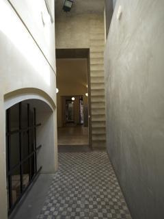 Hallway - detail