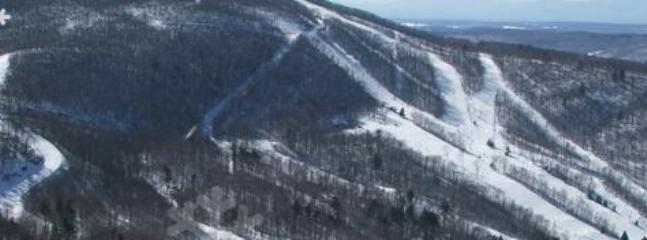 Catamount Ski Resort 15 minutes away