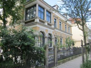 Mansion, 5 apts on 4500sqft, connexion at its best, Dresden
