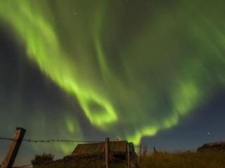 Cedar Log Cabin, 4 bed, Golden Circle, Iceland