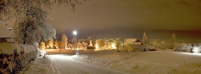 Reykjavik winter, 40 min. drive.