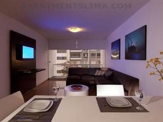 Apartamento de lujo 3 bdr en Miraflores, Lima
