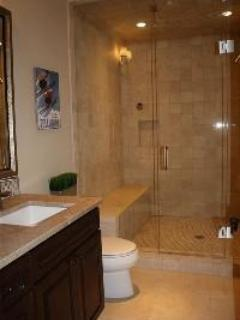 2nd Bedroom Bath with Steam Shower