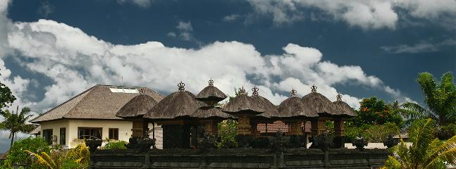 The Temple at Villa Kaira