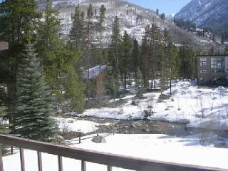 high mountain views and river. Most amazing location!