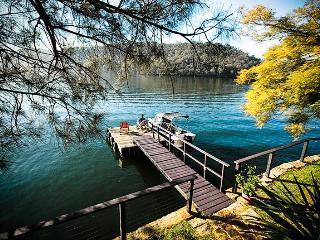 Calabash Bay Lodge, Hawkesbury River, Berowra Waters