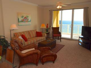 2 Bedroom on the Beach with Private Balcony at Tropic Winds, Panama City Beach