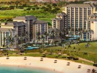 Beach Tower 2 bdrm Ko Olina Resort Beach Villa