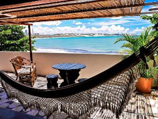 Coco Beach Apart-Absolute Beach Front Ponta Negra, Natal