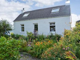77/78 AIRD, lovely views, off road parking, with a garden and summer house, in P