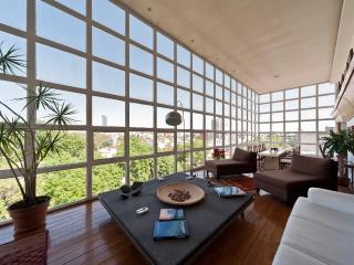 Big Penthouse, Unmatched View. Park of Chapultepec, Mexico City