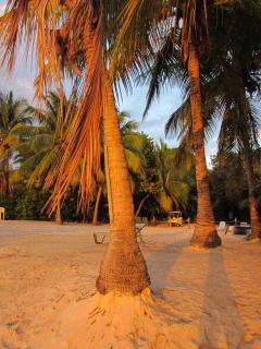 La Casa Azul shared beach