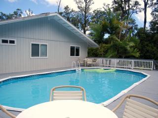 Tropical Pool Home in Pahoa