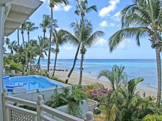 Reeds House 10 at Reeds Bay, Barbados - Beachfront, Pool, Short Drive To Holetown And Speightstown