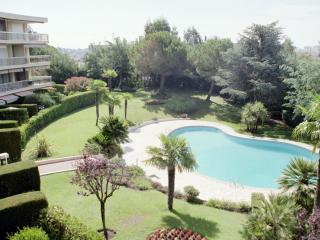 Luxury ground floor 1 bedroom apartment - Cannes