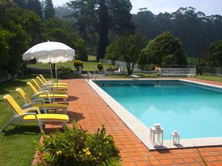 Casa D'Quinta: pool, tennis court, gardens, Vila do Conde