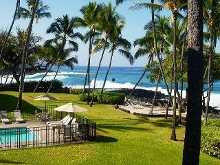 Amazing Oceanfront Kona Isle D21, Kailua-Kona