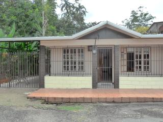 Riverside House in Turrialba