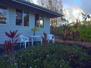 Oliana Cottage - Allergy Friendly - Near Kalapana