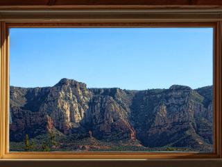 VIEWS!! Close to hiking!!!, GORGEOUS, CREEK NEARBY, Sedona