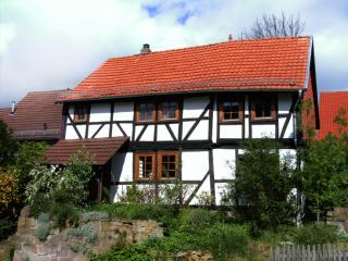 Vacation Apartment in Witzenhausen - 603 sqft, romantic, friendly, comfortable (# 3081)