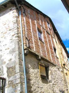 15th century brickwork