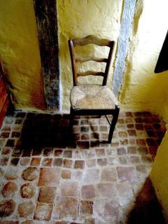 15th century floor tiles