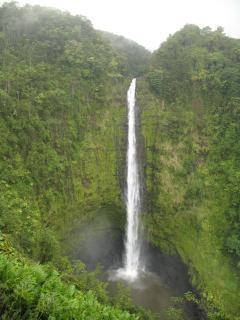 Akaka Falls - Go Ziplining !