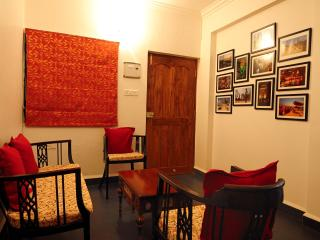 The Chimes 1, Candolim - Drawing room