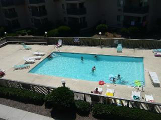 Awesome Ocean View!! - 2 Bedroom, 2 Bath - A Place at the Beach III Unit #O2E, Myrtle Beach