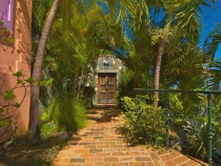 Enter through the gates to your home in the Caribbean!