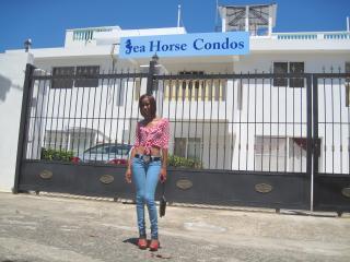 Seahorse  Condos  # 5  1 bedroom ocean view, Puerto Plata