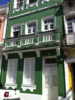 House facade (Pelourinho side)