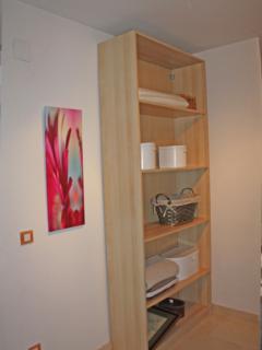 Bedroom 1- Suite-dresser