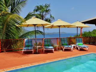 Magen's Bay, Pool, Amazing View, Privacy, Exquisite Comfort & Service, Gated, Magens Bay