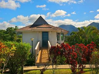 Gorgeous Views from Beautiful Hanalei Bay Villa!!  Stand-alone Villa!!