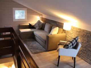 Appartement de ski Chatel situé centralement, sleeps 4-6