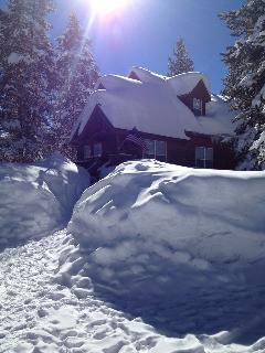 Winter, January 2014