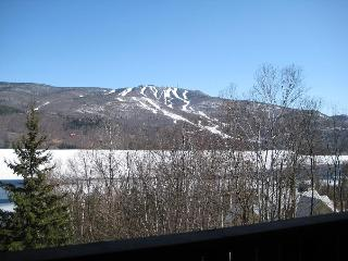 Nicely Priced 3BR 3BA on Lake with Stunning View, Mont Tremblant