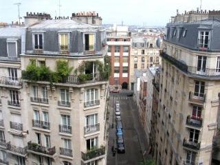 CR142cPAR - 18 ème - Montmartre, Rue Francoeur, Parijs