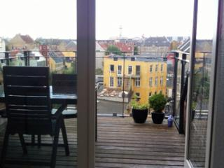 Lovely refurbished Copenhagen apartment at Noerrebro