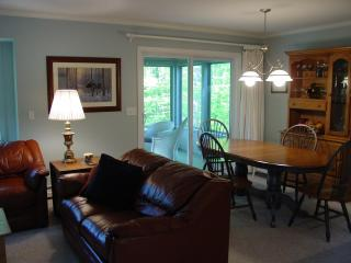 Open Family and Dining Room