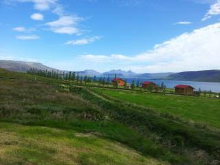 Cottage close to Reykjavik - breathtaking view
