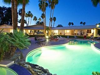 Hollywood Celebrity Estate, Palm Springs