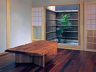 World Heritage Site ''Yakusugi'' dining solid wood table