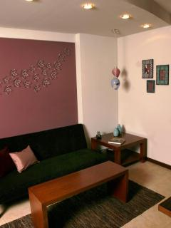 Living & Sofa Bed