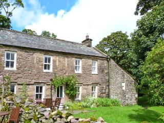 HIGH SPRINTGILL COTTAGE, character cottage,  woodburner, off road parking,and
