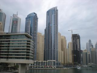 Waterside 4-bed Apt w/ Marina Views & JBR Beach